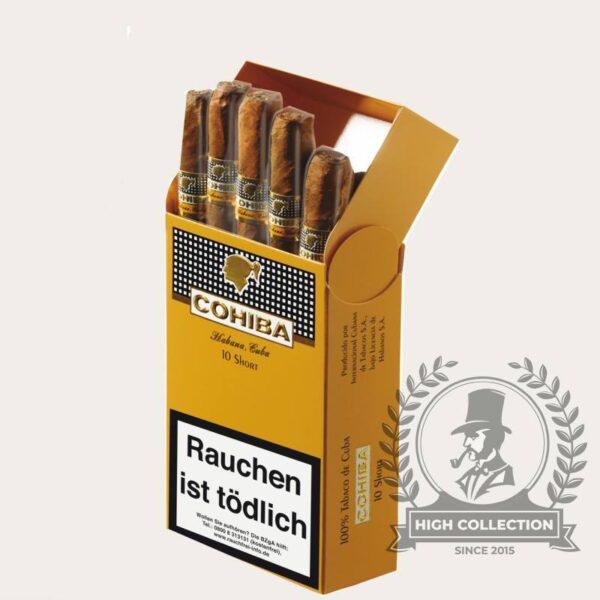 cigar mini cohiba short 2
