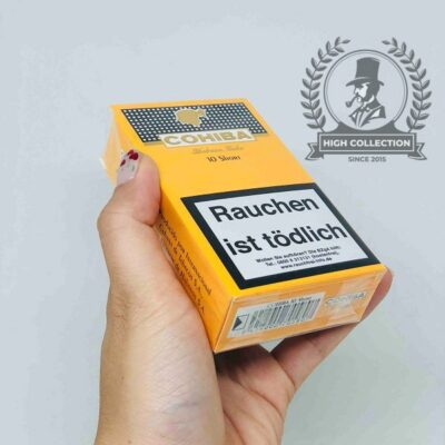 cigar mini cohiba short 4