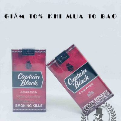Cigar Mini Captain Black Cherise