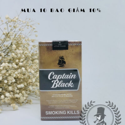 Cigar Mini Captain Black Dark Crema