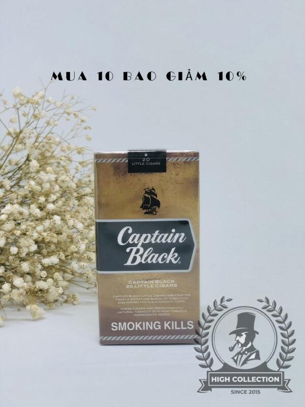 Cigar Mini Captain Black Dark Crema