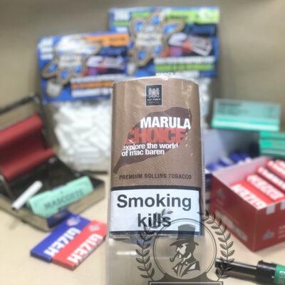 thuốc lá sợi macbaren marula choice