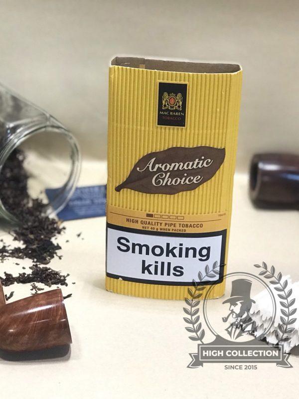 Thuốc hút tẩu macbaren