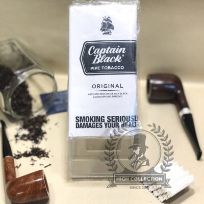 thuốc hút tẩu captain black original