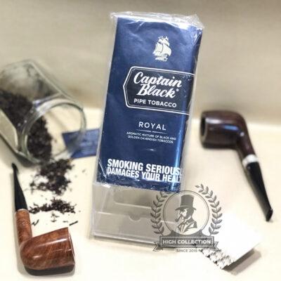 Thuốc hút tẩu captain black royal