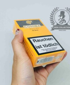cigar mini cohiba short 4
