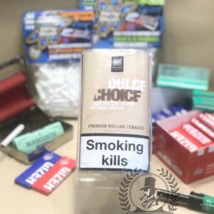 thuốc lá sợi cuốn dulce choice macbaren