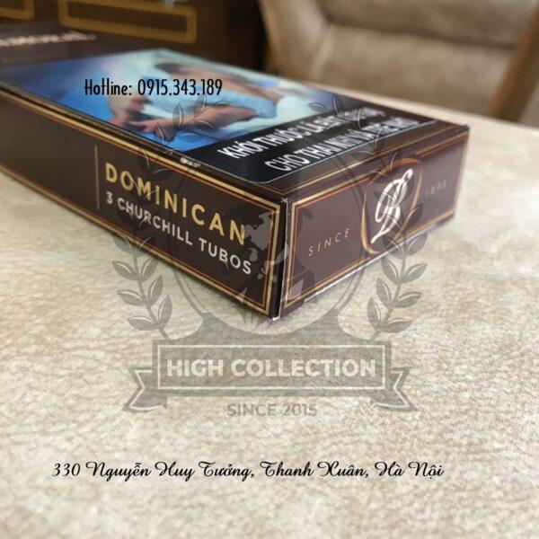 cigar balmoral 3 churchill tubos