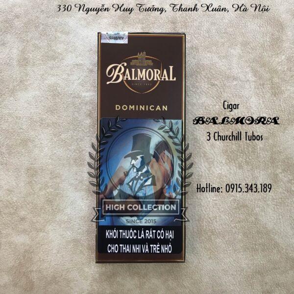 cigar balmoral