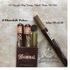 cigar dominican balmoral tubos