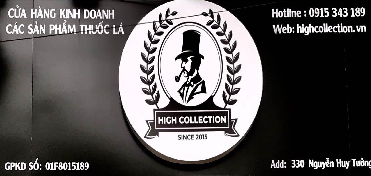 High collection -Cigar Nhập Khẩu