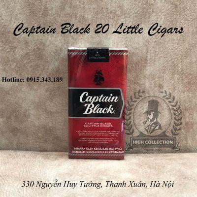 Captain Black 20 Little Cigars