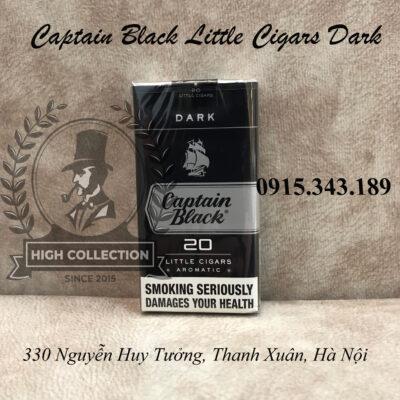 Captain Black Little Cigars Dark