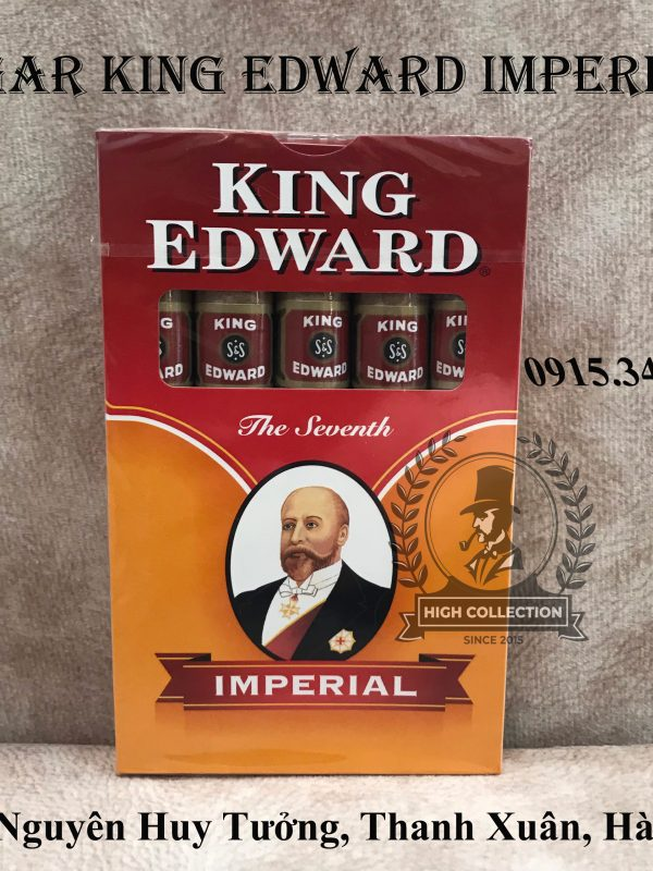 Cigar King Edward Imperial