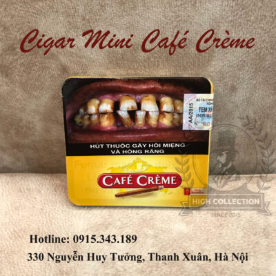 Cigar Mini Cafe Creme