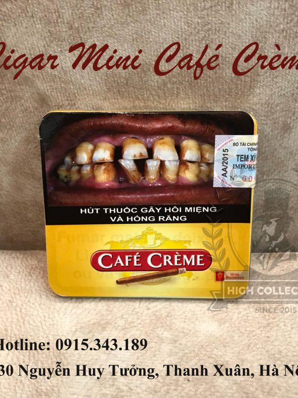 Cigar Mini Café Crème