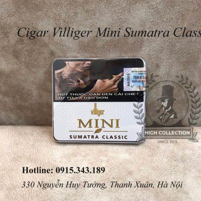 Cigar Villiger Mini Sumatra Classic