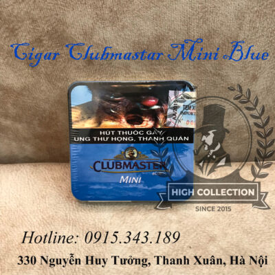 Cigar Clubmaster Mini Blue