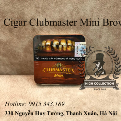 Cigar Clubmaster Mini Brown