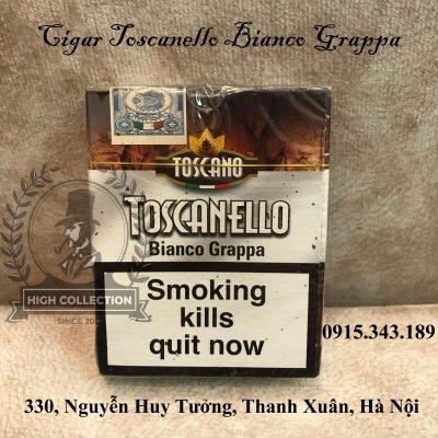 Cigar Toscanello Bianco Grappa