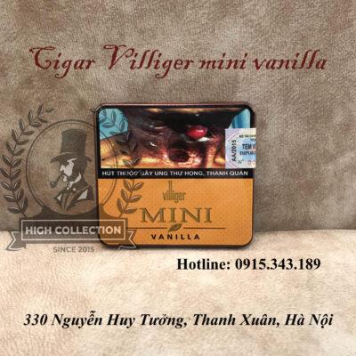 Cigar Villiger Mini Vanilla