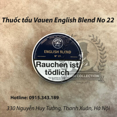 Thuốc tẩu Vauen English Blend No 22