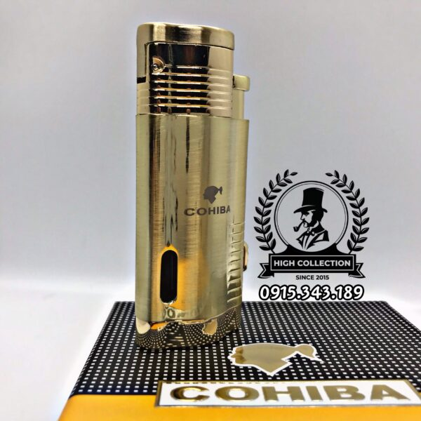 bật lửa cigar cohiba 3t cob360