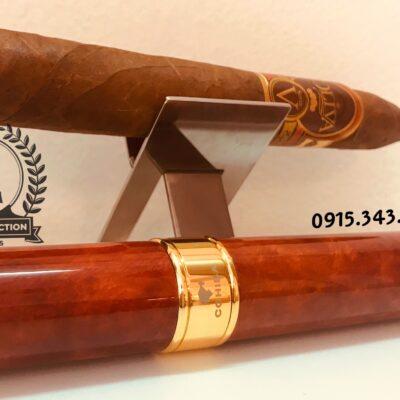 ống đựng cigar 1 điếu cohiba