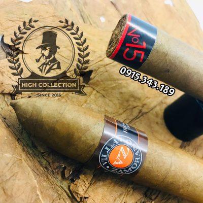Cigar Villa Zamorano 25 No15 Tem