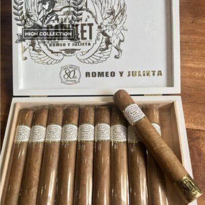 Cigar Romeo Y Julieta 10 Capulet 80th 6