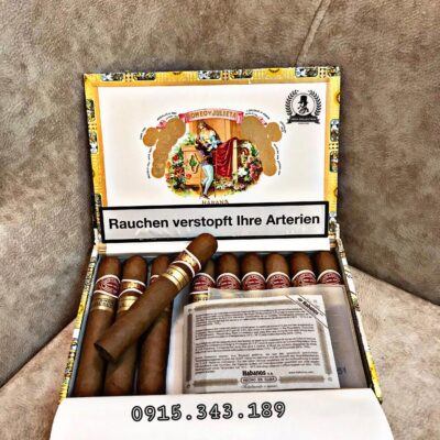 Cigar Romeo Y Julieta 10 Short Churchills