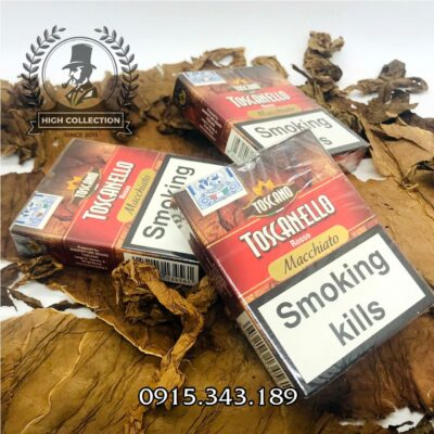 Cigar Toscanello Machiato 3