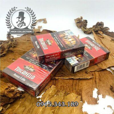 Cigar Toscanello Rosso Caffe Tem