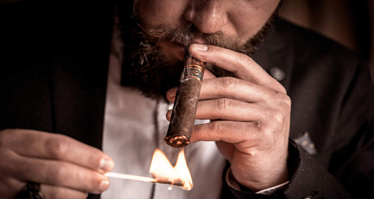 cach cham lua cigar