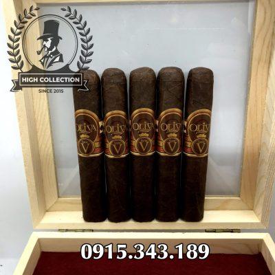 Cigar Oliva Seri V Double Robusto 4