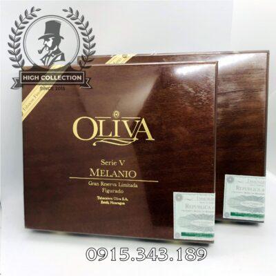 Cigar Oliva Seri V Melanio 10 Figurado 3