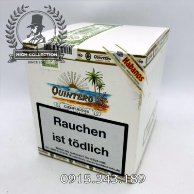 Cigar Quintero 25 Favoritos 5