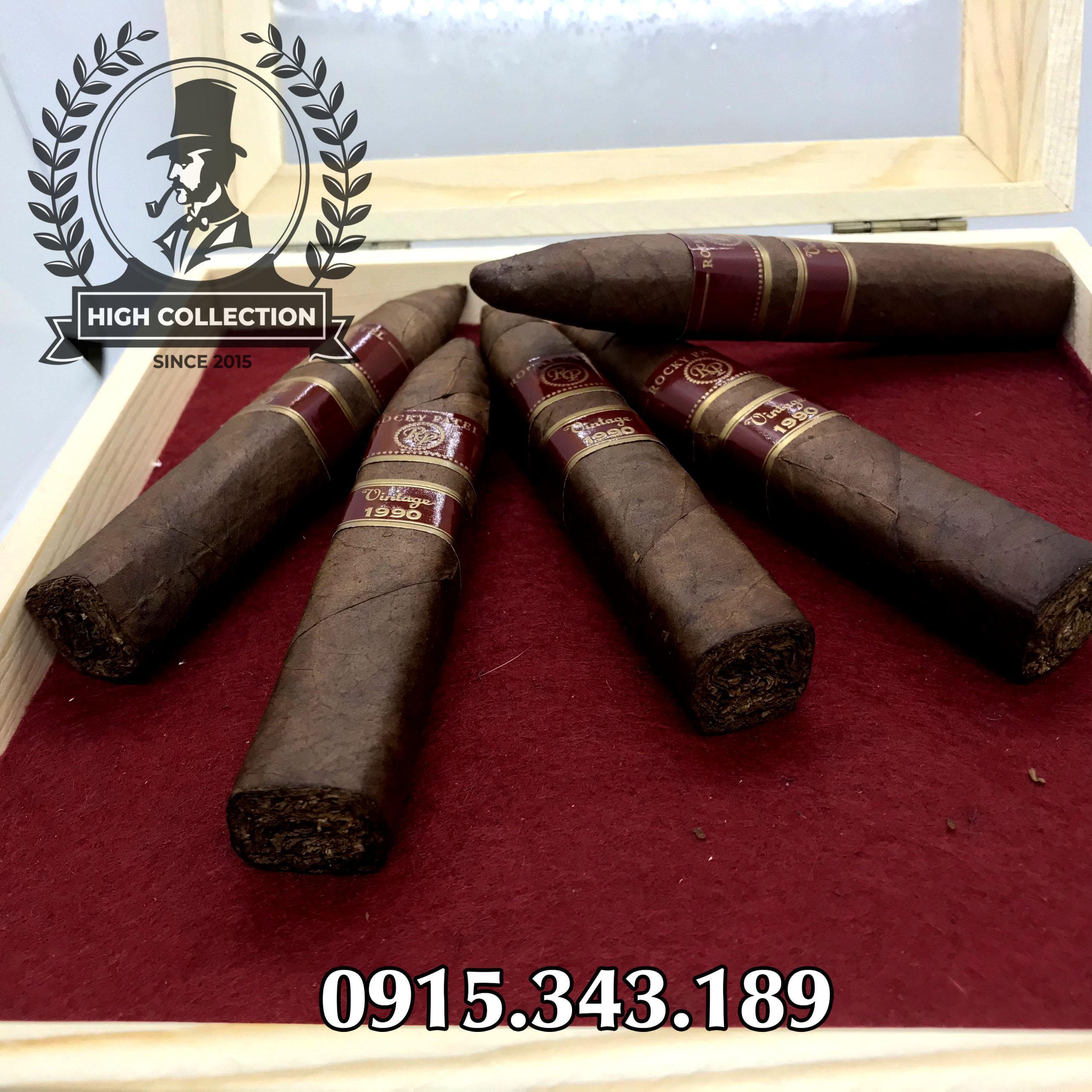 Cigar Rocky Patel Vintage 1990 Petit Belicosos 3