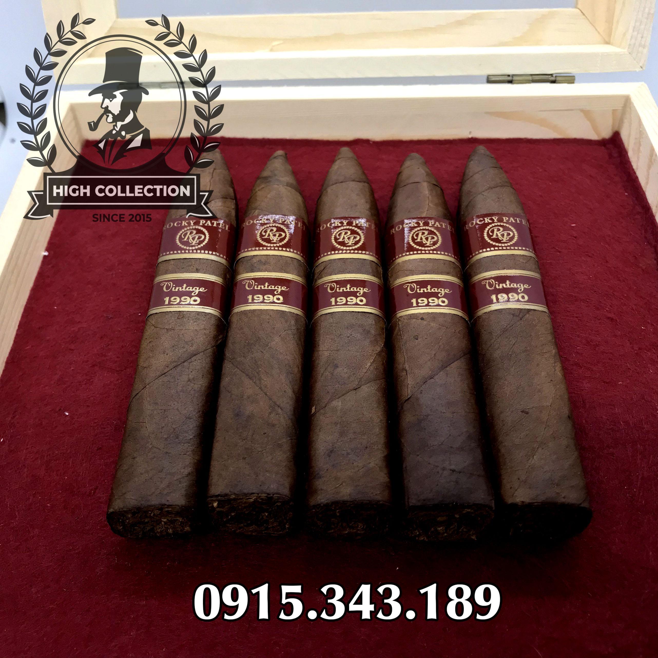 Cigar Rocky Patel Vintage 1990 Petit Belicosos