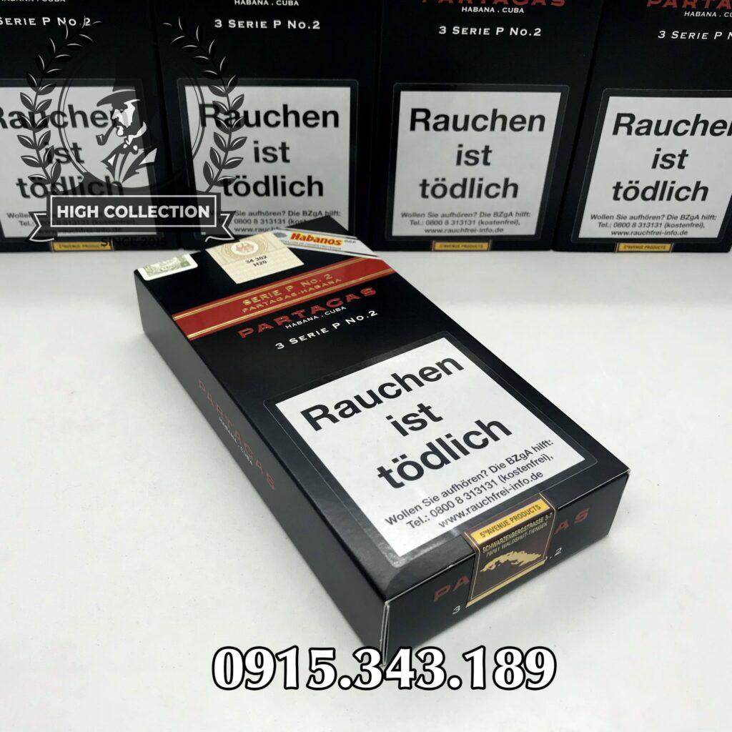 Cigar Partagas 15 Serie P No.2 4