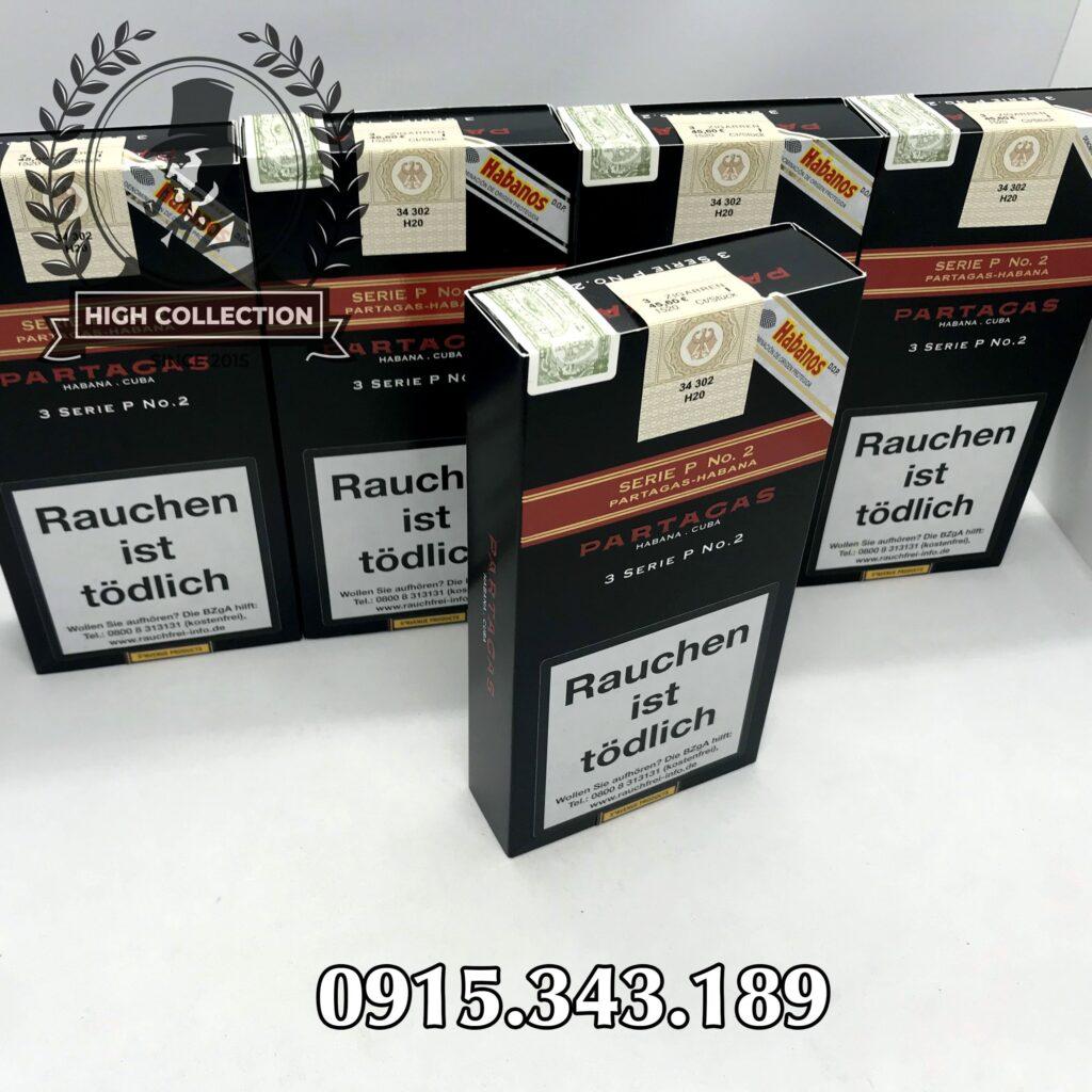 Cigar Partagas 15 Serie P No.2 6
