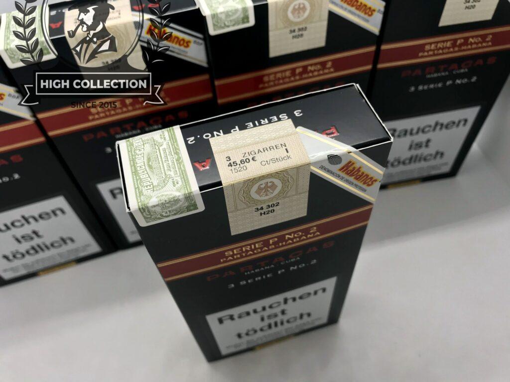 Cigar Partagas 15 Serie P No.2 7