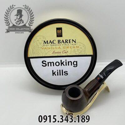 Thuốc Tẩu Mac Baren Vanilla Cream Loose Cut