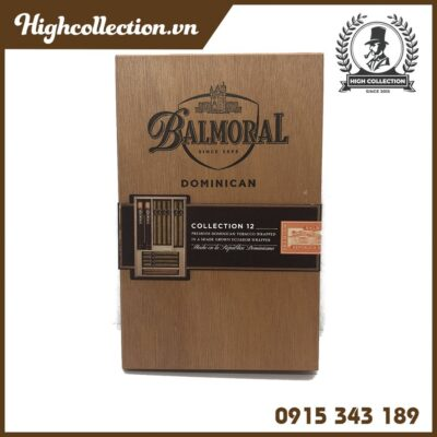 Cigar Balmoral Collection 12
