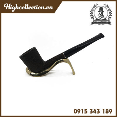 Tẩu Savinelli Tre Rusticated 401