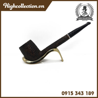 Tẩu Savinelli Tre Rusticated 802