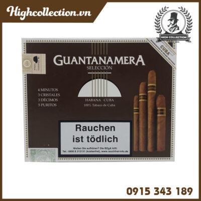 Cigar Guantanamera Selection