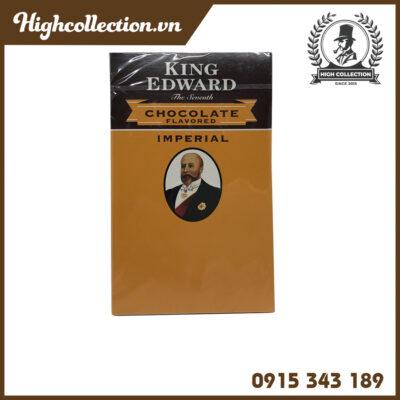 Cigar King Edward Chocolate
