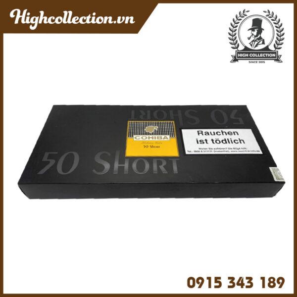 Cigar Cohiba Short 50 Humidor