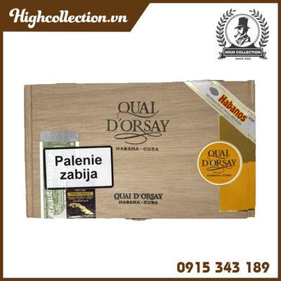 Cigar Quai D'orsay 10 No.50